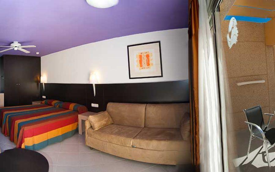 Habitaciones SBH Hotel Monica Beach Resort, Web Oficial