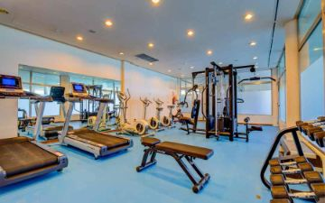 gym hotel sbh costa calma palace