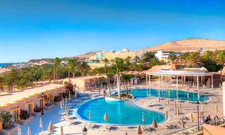 SBH Hotel Monica Beach Resort ****<br />Costa Calma-Fuerteventura
