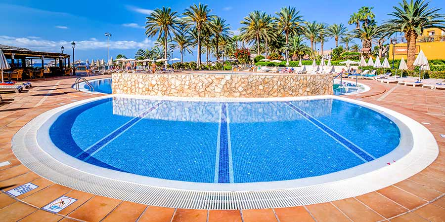 pool costa calma beach